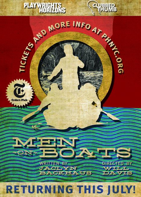 Men on Boats!